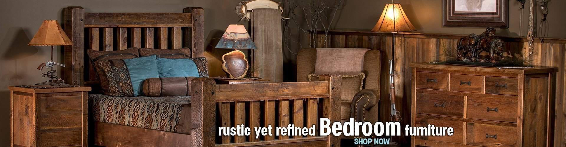 Barnwood Bedroom Furniture