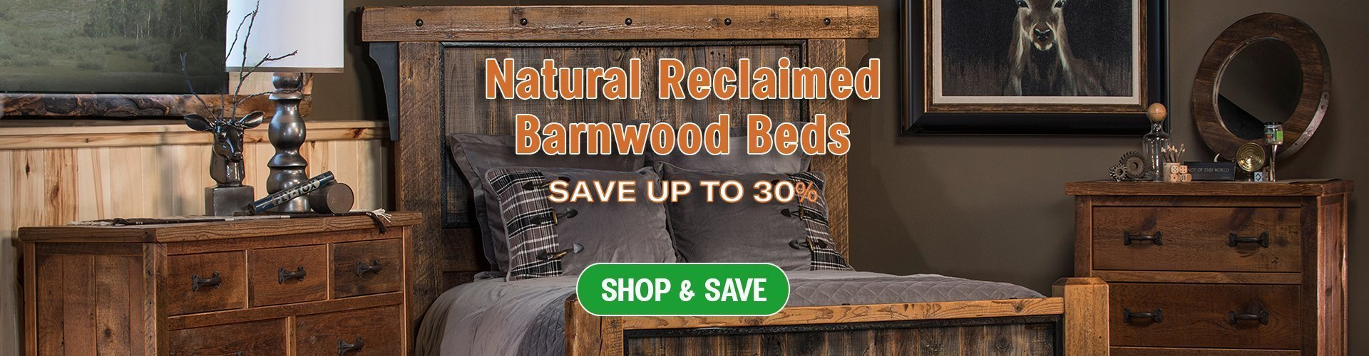 Reclaimed Barn Wood Beds_010918