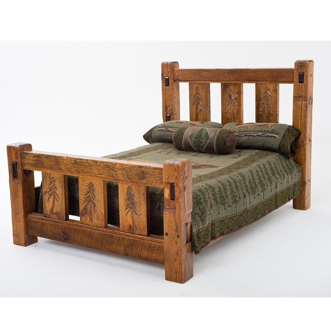 log bedroom furniture grove reclaimed barn wood bedroom collection 12152