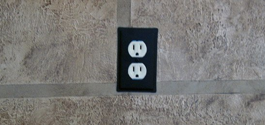 Rustic Switch Plate Rustic Outlet Cover Wildlife Nature County