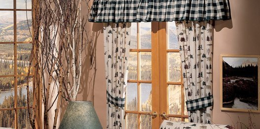 Rustic Cabin Curtains Western Amp Country Curtains