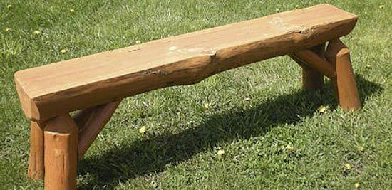 Woodland Creeku0027s Log Furniture Place