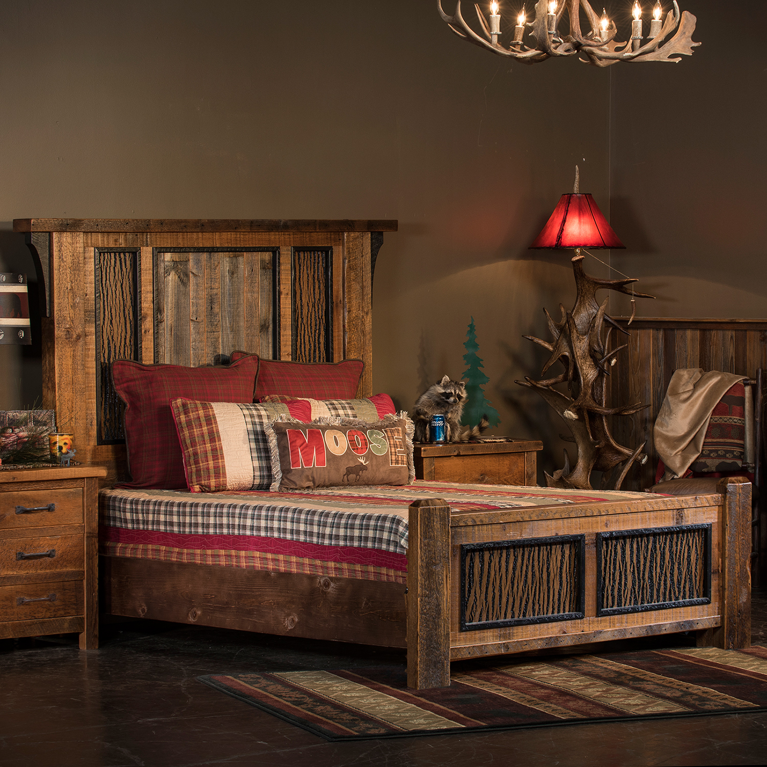 barn bed grove reclaimed rustic barns wood giant