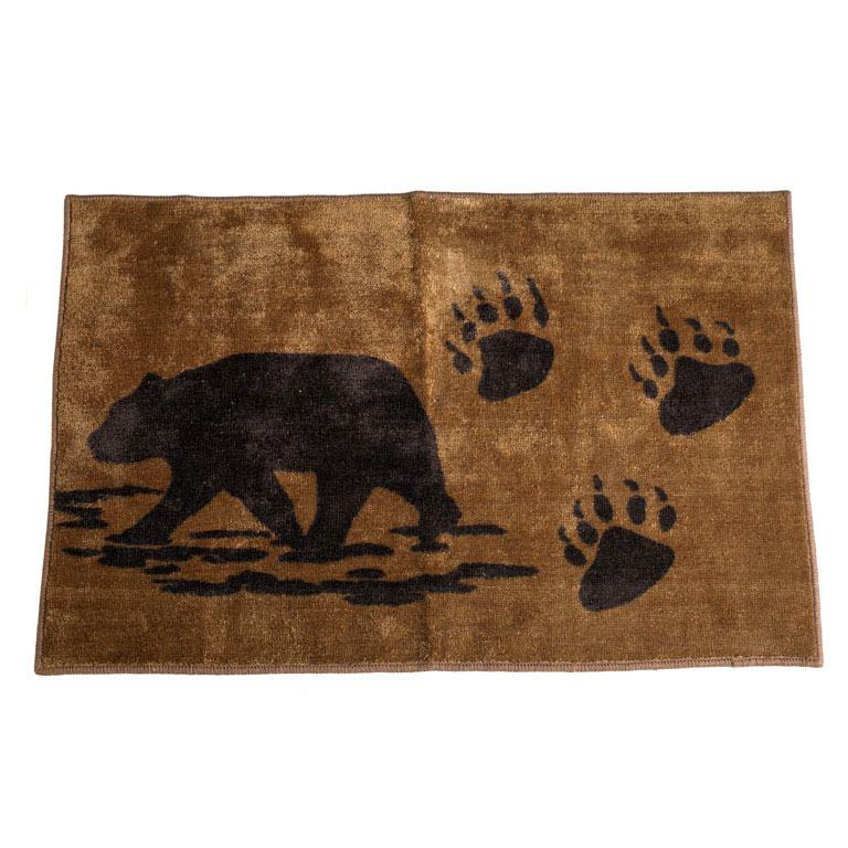Genial Bear U0026 Paws Bathroom Rug